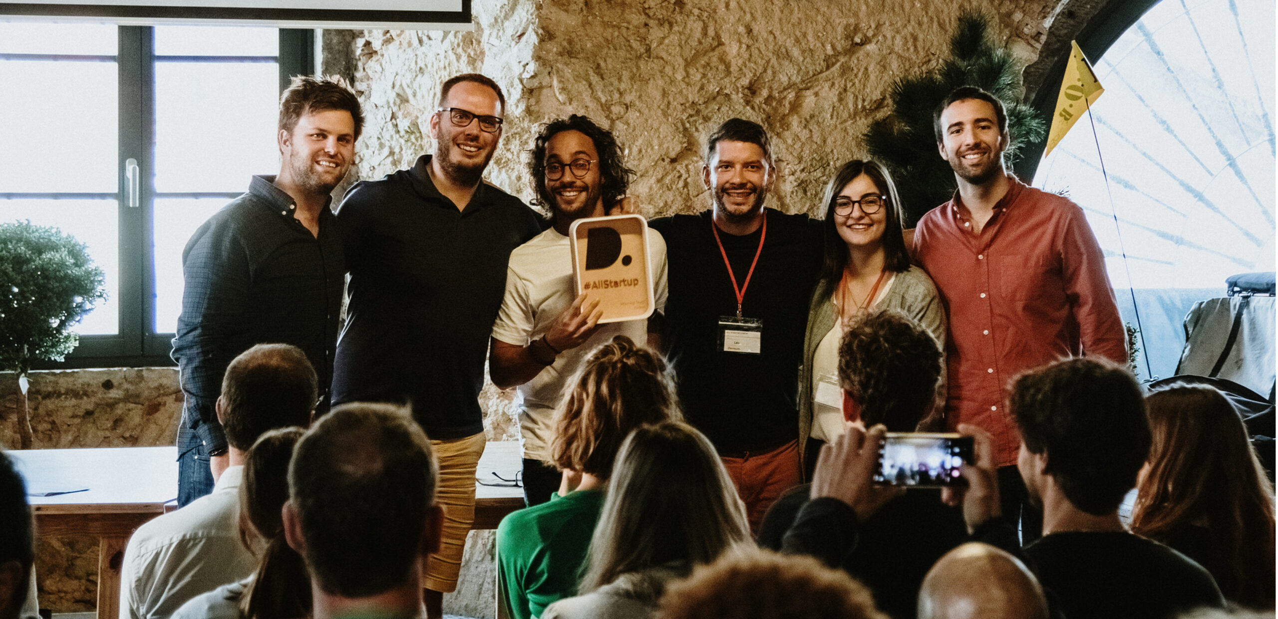 Starting a company? Here's why you should do it at Demium Lisbon