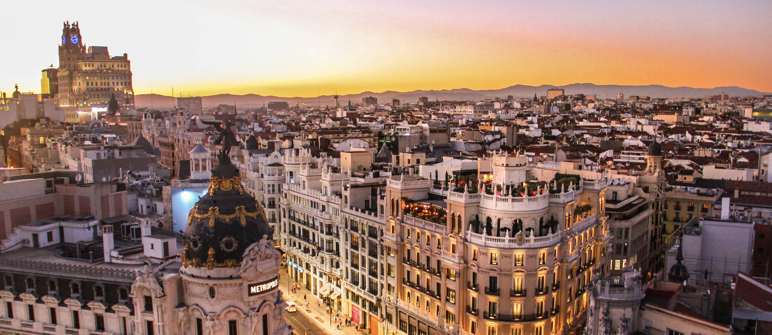 Madrid is on its way up – now's the time to hop on board